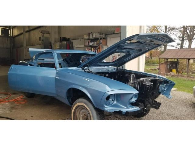 1969 Ford Mustang (CC-1431216) for sale in Linthicum, Maryland