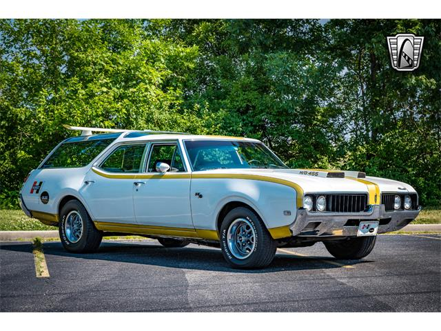 1969 Oldsmobile Vista Cruiser (CC-1431239) for sale in O'Fallon, Illinois