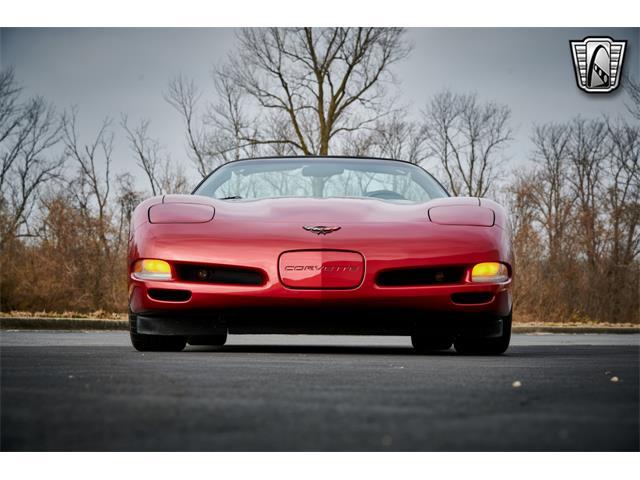 2000 Chevrolet Corvette (CC-1431241) for sale in O'Fallon, Illinois