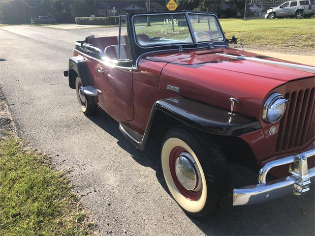 1948 Willys-Overland Jeepster (CC-1431246) for sale in Lugoff , South Carolina