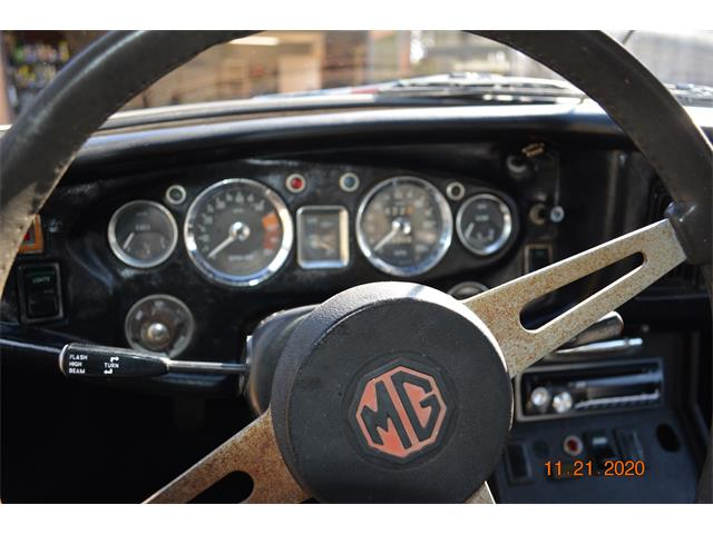 1972 MG MGB (CC-1431247) for sale in Marshall, Texas