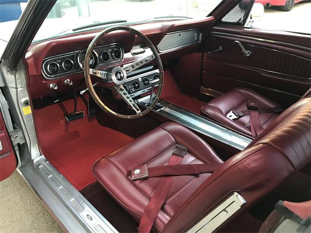 1966 Ford Mustang (CC-1431250) for sale in Rowlett, Texas