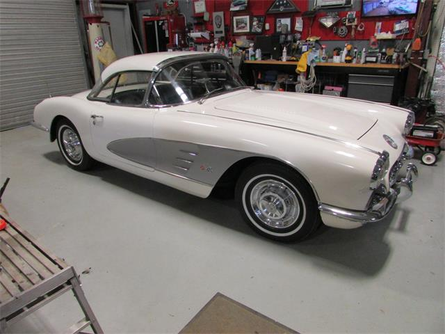 1958 Chevrolet Corvette (CC-1431253) for sale in MADISON, Mississippi