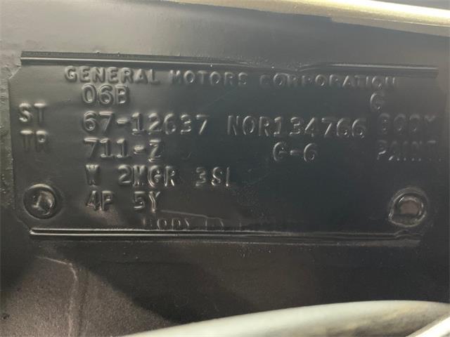 1967 Chevrolet Camaro RS/SS (CC-1431254) for sale in North Royalton, Ohio