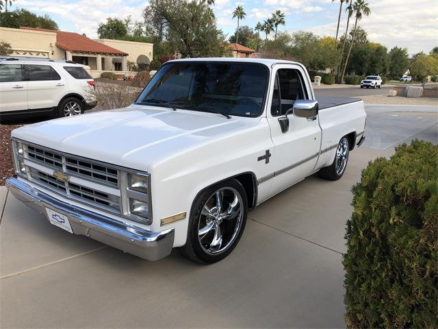 1987 Chevrolet 1/2-Ton Shortbox (CC-1431255) for sale in Scottsdale, Arizona