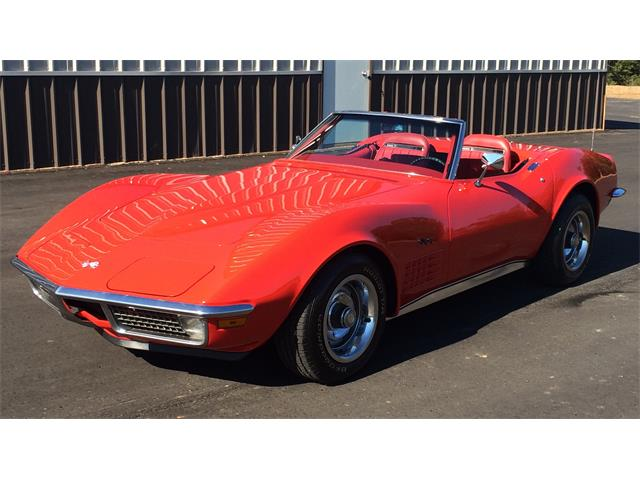 1970 Chevrolet Corvette (CC-1431257) for sale in Dothan, Alabama