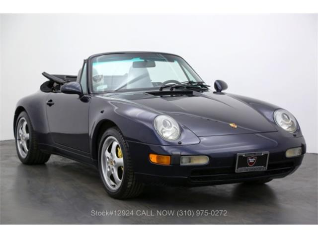 1996 Porsche 993 (CC-1430126) for sale in Beverly Hills, California
