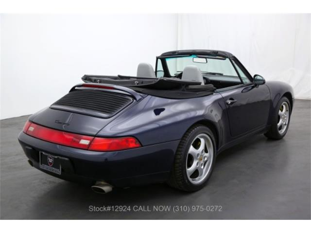 1996 Porsche 993 (CC-1430126) for sale in Beverly Hills, California
