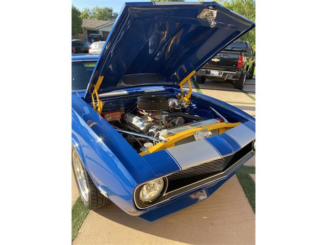 1968 Chevrolet Camaro (CC-1431269) for sale in Orange, California