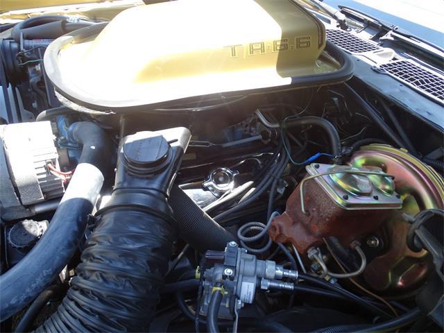 1978 Pontiac Firebird Trans Am (CC-1431271) for sale in O'Fallon, Illinois