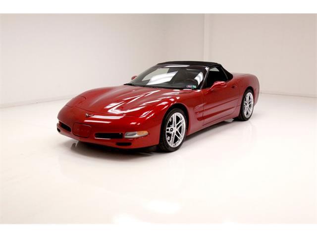 2002 Chevrolet Corvette (CC-1431278) for sale in Morgantown, Pennsylvania