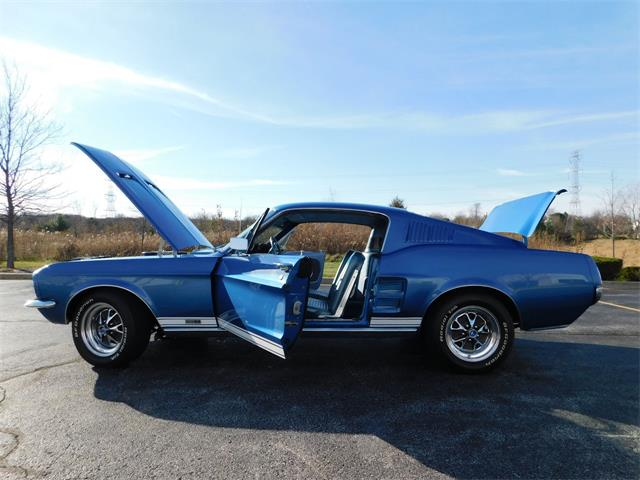 1967 Ford Mustang (CC-1431287) for sale in O'Fallon, Illinois