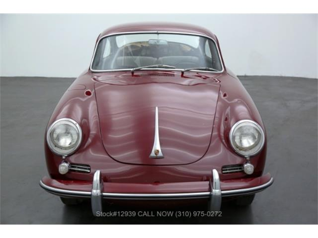 1964 Porsche 356C (CC-1431295) for sale in Beverly Hills, California