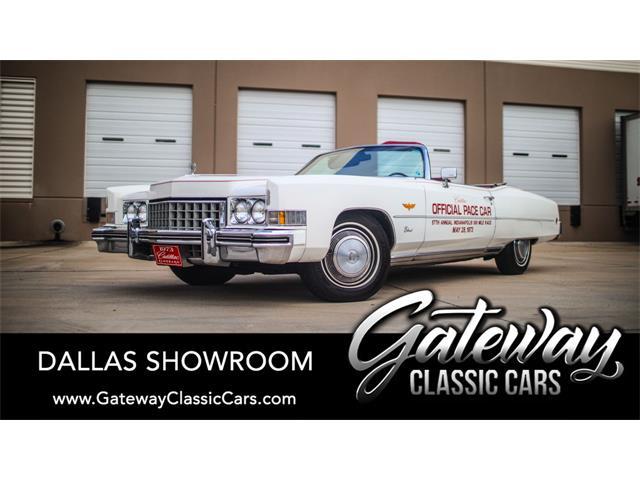 1973 Cadillac Eldorado (CC-1431309) for sale in O'Fallon, Illinois