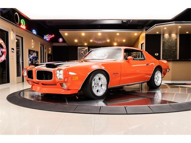 1970 Pontiac Firebird (CC-1430131) for sale in Plymouth, Michigan