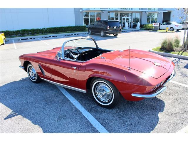 1962 Chevrolet Corvette (CC-1431316) for sale in Sarasota, Florida