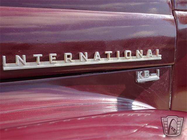1949 International KB1 (CC-1431322) for sale in O'Fallon, Illinois