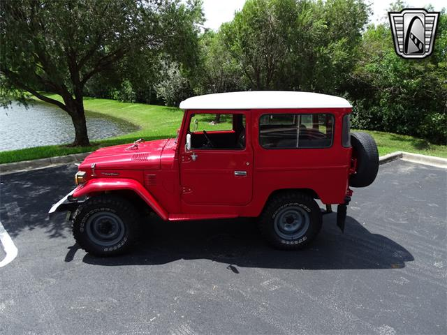 1982 Toyota Land Cruiser FJ (CC-1431334) for sale in O'Fallon, Illinois