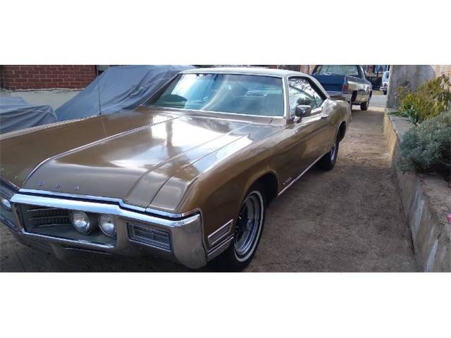 1969 Buick Riviera (CC-1431335) for sale in Cadillac, Michigan