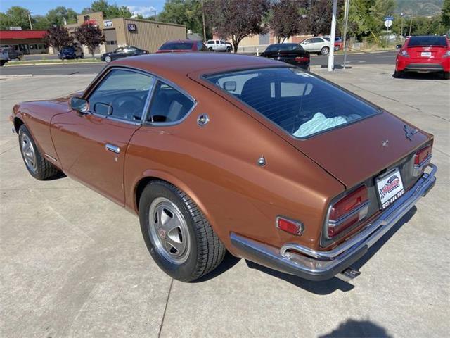 1972 Datsun 240Z (CC-1431336) for sale in Cadillac, Michigan