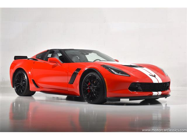 2016 Chevrolet Corvette (CC-1431337) for sale in Farmingdale, New York