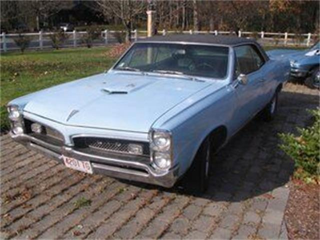 1967 Pontiac GTO (CC-1431338) for sale in Cadillac, Michigan