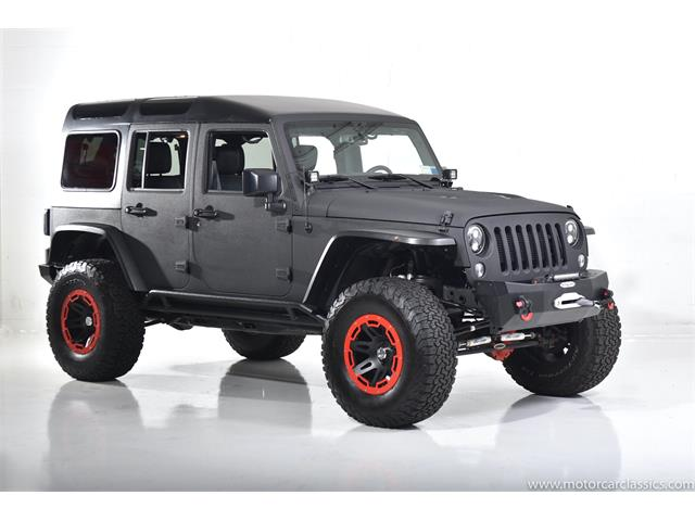 2016 Jeep Wrangler (CC-1431341) for sale in Farmingdale, New York
