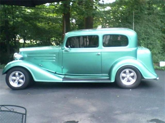 1934 Chevrolet Sedan (CC-1431345) for sale in Cadillac, Michigan