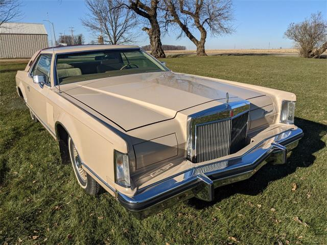 1979 Lincoln Mark V (CC-1431346) for sale in Stanley, Wisconsin
