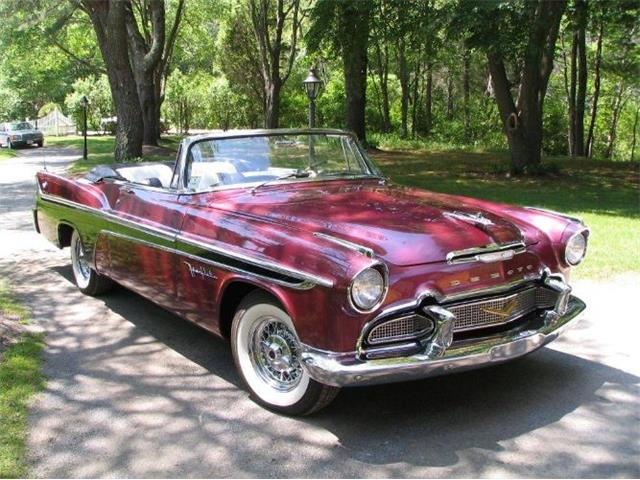 1956 DeSoto Fireflite (CC-1431350) for sale in Cadillac, Michigan