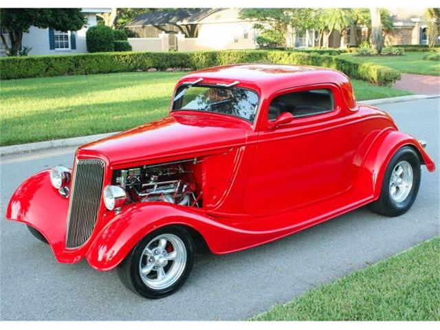 1934 Ford Model 40 (CC-1431351) for sale in Cadillac, Michigan