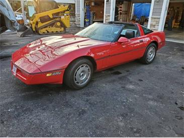 1984 Chevrolet Corvette (CC-1431357) for sale in Cadillac, Michigan