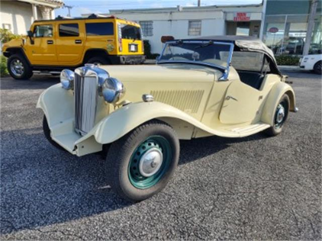 1951 MG TD (CC-1431360) for sale in Miami, Florida