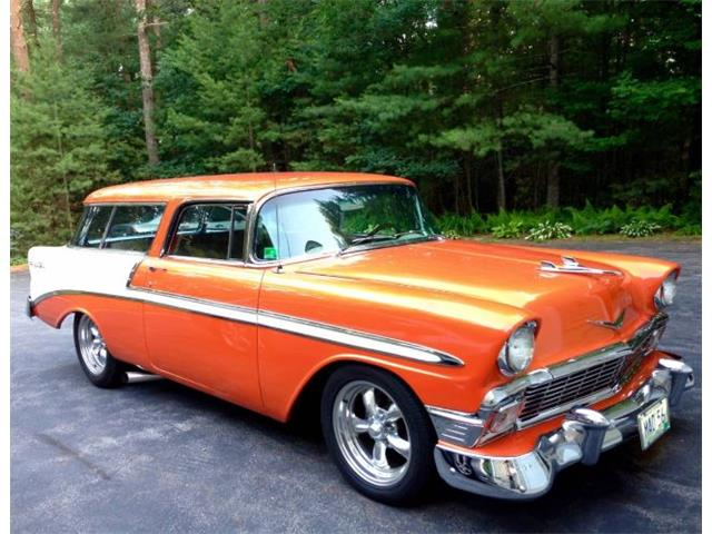 1956 Chevrolet Nomad (CC-1431364) for sale in Cadillac, Michigan