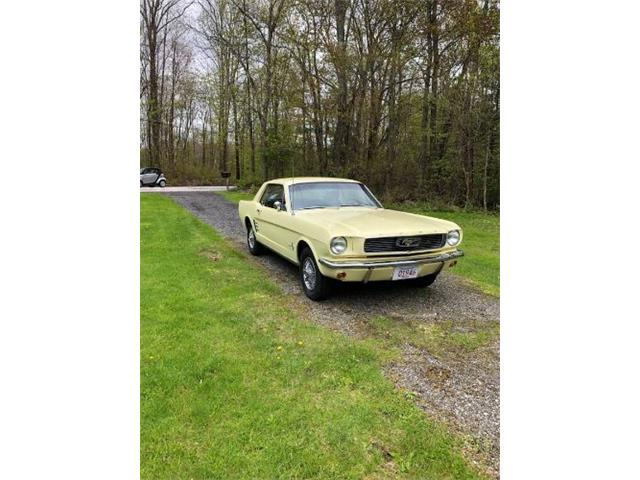 1966 Ford Mustang (CC-1431366) for sale in Cadillac, Michigan