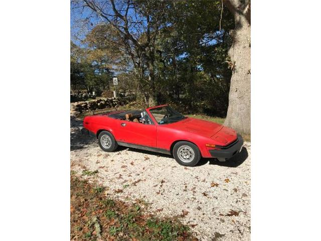 1980 Triumph TR7 (CC-1431367) for sale in Cadillac, Michigan