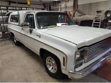 1977 Chevrolet Silverado (CC-1431368) for sale in Cadillac, Michigan