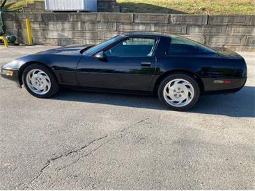1994 Chevrolet Corvette (CC-1431369) for sale in Cadillac, Michigan