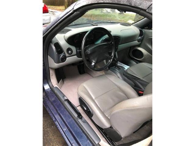1997 Porsche Boxster (CC-1431376) for sale in Cadillac, Michigan
