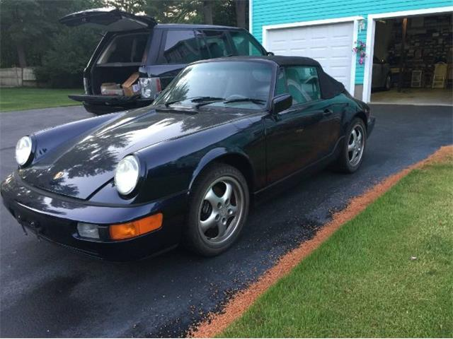 1991 Porsche 911 (CC-1431382) for sale in Cadillac, Michigan