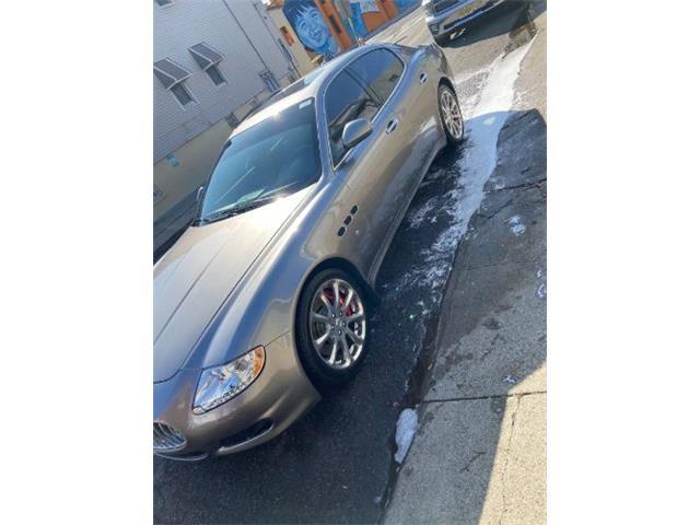 2009 Maserati Quattroporte (CC-1431385) for sale in Cadillac, Michigan