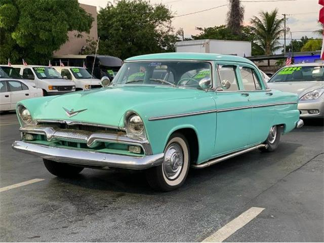 1955 Plymouth Belvedere (CC-1431387) for sale in Cadillac, Michigan