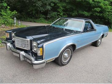 1979 Ford Ranchero (CC-1431389) for sale in Cadillac, Michigan