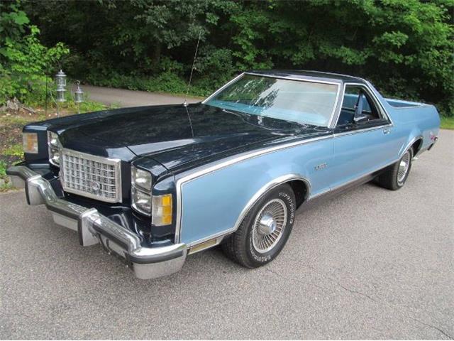 1979 Ford Ranchero (CC-1431389) for sale in Cadillac, Michigan