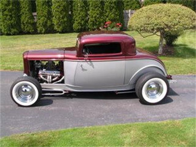 1932 Ford Coupe (CC-1431390) for sale in Cadillac, Michigan