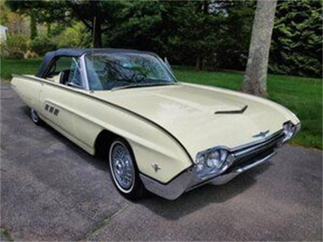 1963 Ford Thunderbird (CC-1431393) for sale in Cadillac, Michigan