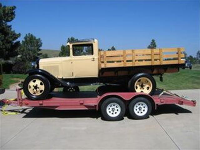 1931 Ford Model AA (CC-1431394) for sale in Cadillac, Michigan