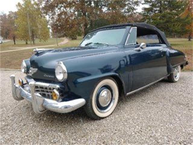 1949 Studebaker Champion (CC-1431396) for sale in Cadillac, Michigan
