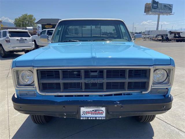 1978 GMC 2500 (CC-1431398) for sale in Cadillac, Michigan