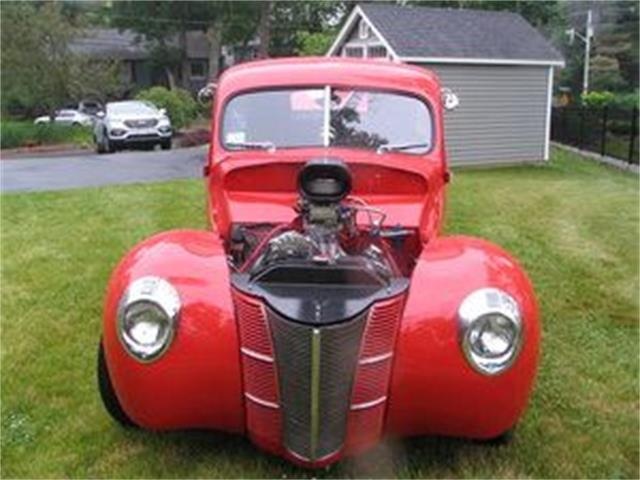 1940 Ford Deluxe (CC-1431400) for sale in Cadillac, Michigan